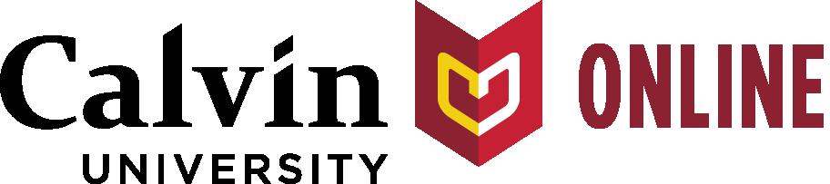 Calvin University homepage